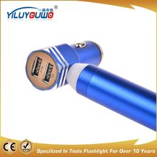 Promotion factory supply rechargeable torch light c size batteries