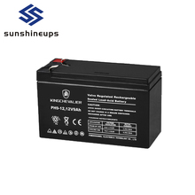 12V 9Ah Maintenance-Free Recycling UPS Replacement Batteries