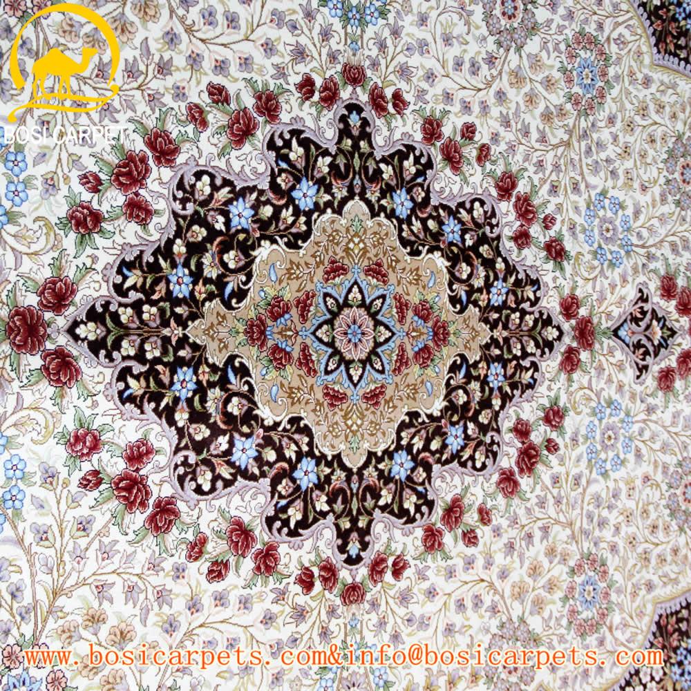 55x8ft belgien seidenteppich teppich marokkanischen seide