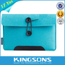 embossing pofoko laptop sleeve for macbook pro retina