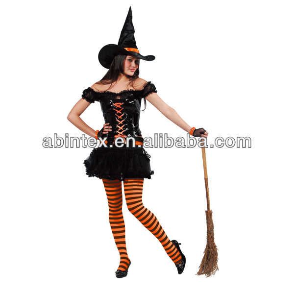 witch lady costume (07-7121)