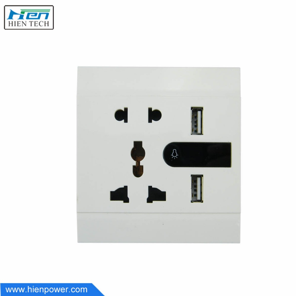 Wall Socket Type and Residential / General-Purpose Application 3 pin 13 amp switch sockets multi socket switch controlled