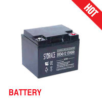 12v 40ah deep battery for wind power system