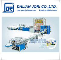 Touching Screen Setting Full Automatic Kitchen Towel /Toilet Paper Production Line