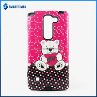 [Smart Times] Many Models Available PC Back Cover With Customized Design For LG G2 Case