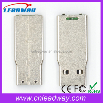 wholesales Metal Case USB 2.0 Chipset For USB Drives without Case