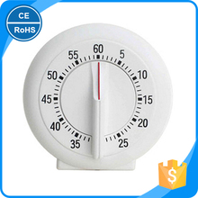 Easy to read small volume rotary switch mechanical oven timer