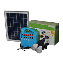 home solar panel system 20w solar power home system solar electricity enerating system
