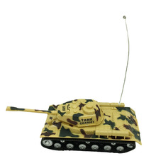 Plastic RC Remote control tank car toy