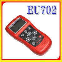 Auto Code Reader Diagnostic Tool for European Cars Eu702 Car Code Scanner For Major European Vehicles Update Online