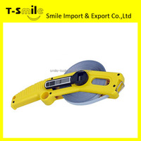 Long Measuring Tape ABS Case Long Fibreglass Measuring Tape 100 Meter Tape Measure