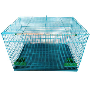 wire iron stand large budgie cage bird cages for parrots or pegion