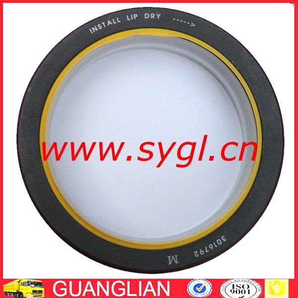 3016792 <strong>k19</strong> desel <strong>engine</strong> Front crankshaft oil seal for dongfeng truck
