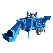 South africa clay hydraform mud brick block making machine price