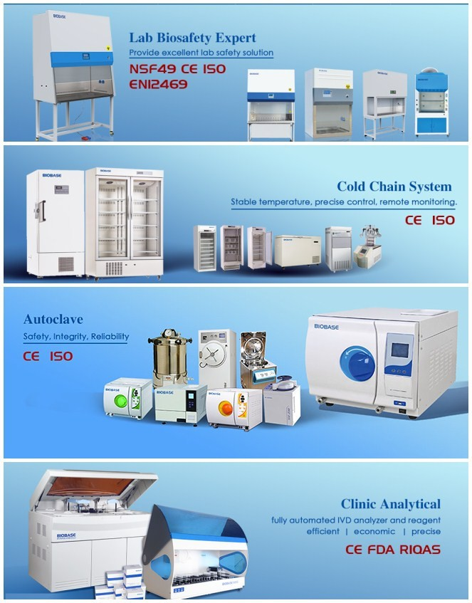 BIOBASE COA Series Medical Clinical Instrument Blood Semi Auto Coagulation Analyzer with Best Quality