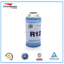 customed label printing high pressure refrigerant aerosol can