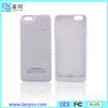 Rechargeable Battery Backup Power Bank Charger Case Cover for iphone 6 Plus