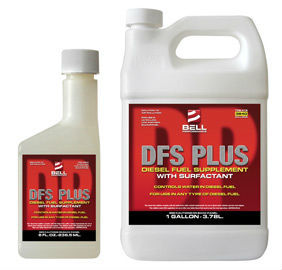 DFS Plus water-controlling fuel treatment