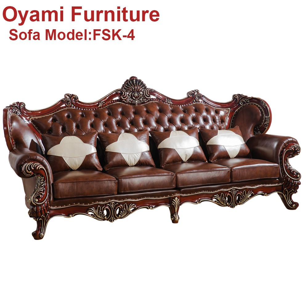 Best quality traditional Made in china sofa set designs in pakistan
