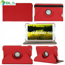 360 degree rotation smart flip cover for lg g pad 8.3 leather case v500