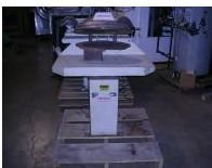 used laundry equipment: Unipress Laundry Topper