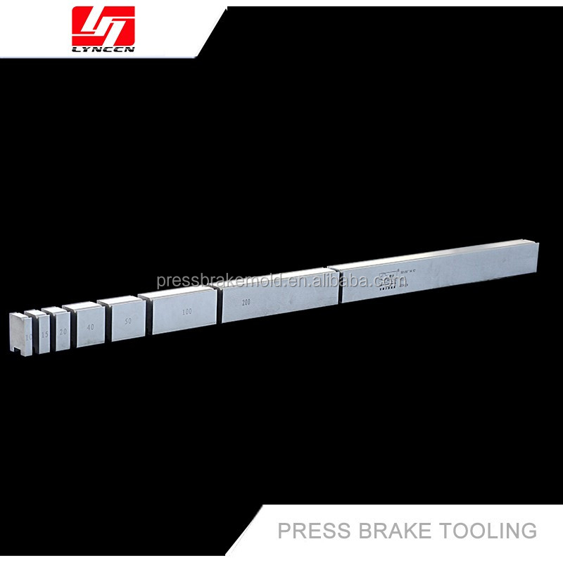 High Quality price Press Brake machine bottom brick molding