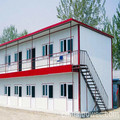 quick build steel structure prefabricated houses