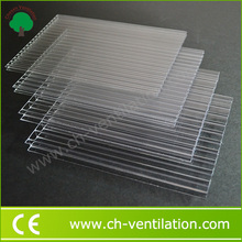 Wholesale Price double wall greenhouse cover flexible polycarbonate