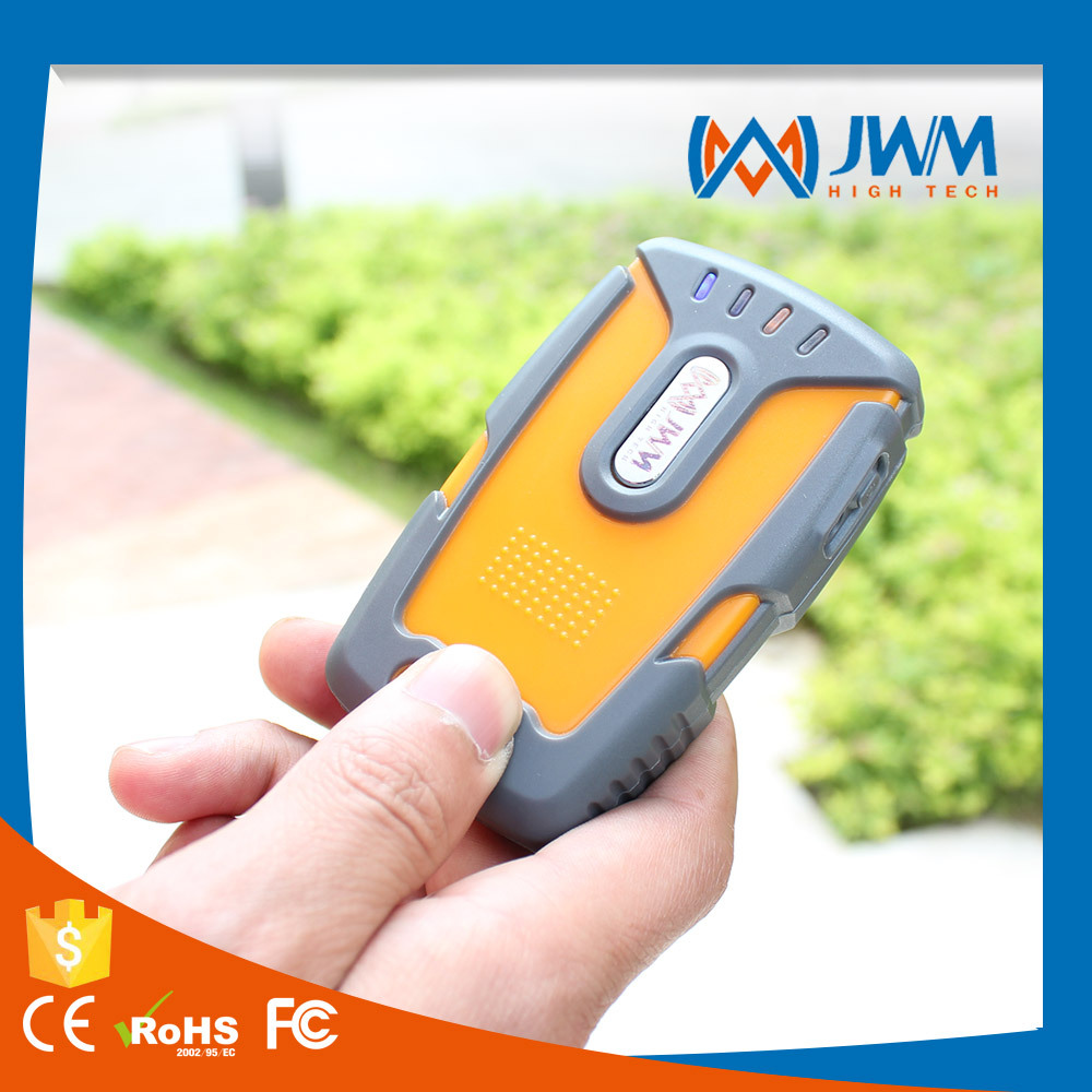 Online Real Time RFID GPS Tracking Guard Tour System
