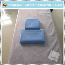 Hangzhou Hot Sell non woven tear-resistant bed sheets