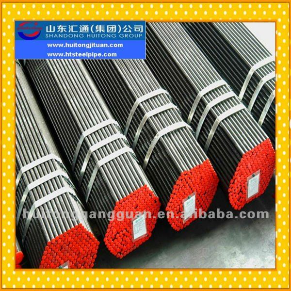 "1 1/4"",OD 42.2mm Hot Rolled ASTM A106/A53 Gr.B Carbon Steel Seamless DN32 Pipe"