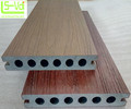 Recycled Outdoor Flooring Wood Plastic Composite Decking Supplier