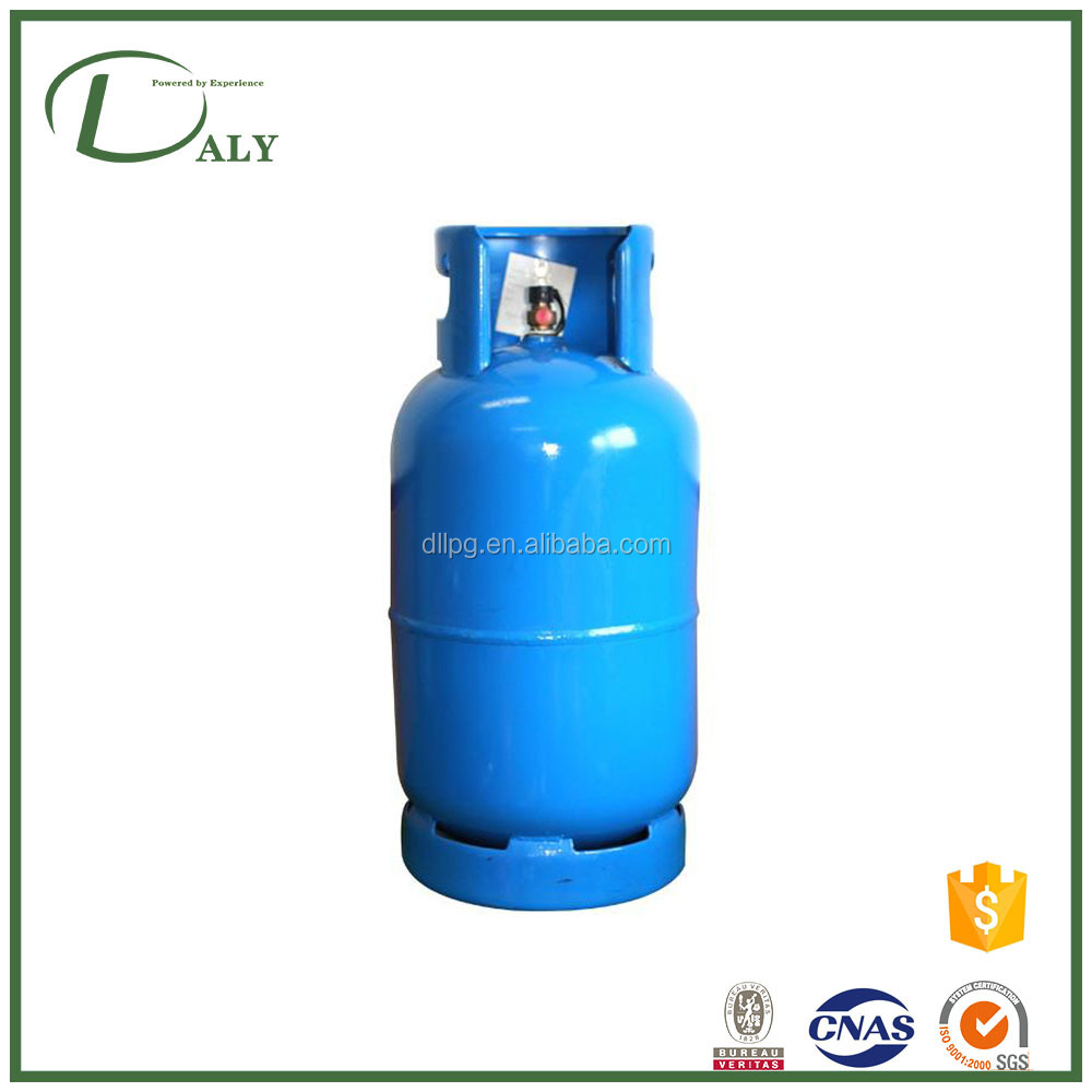 2016 Low Price Cooking Gas Cylinder 12.5kg LPG Cylinder