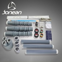 JONEAN Cold Shrinkable Tube Cable Cold Tubing Shrink Silicone Rubber Cold Shrink Tube Manufacturer