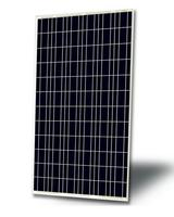 Solar Panel Pole Mounting System 15 Watt Solar Panel