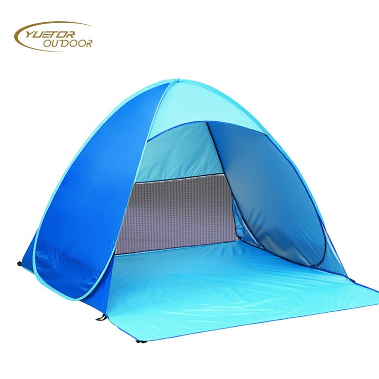 Portable Sun Shade UV protection Pop Up Cabana Beach Shelter Infant Sand <strong>Tent</strong>