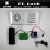 security safe box locker eletronic digital codes lock digital combination lock