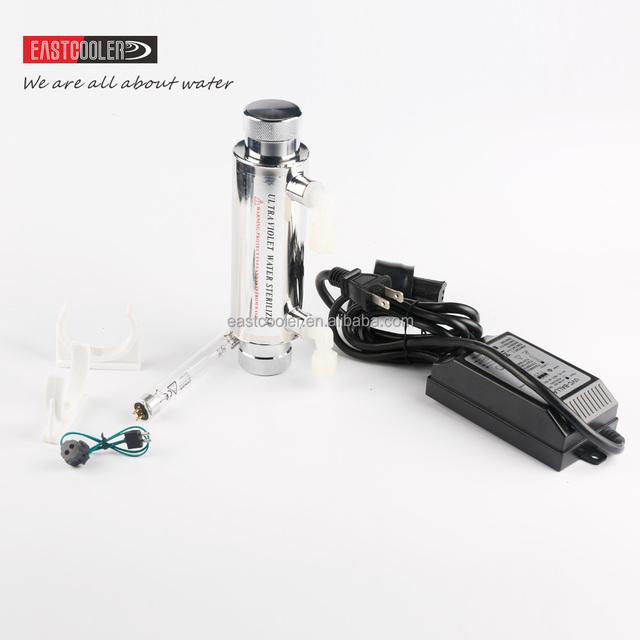 HOT UV-6W-Z01 Ningbo UV sterilizer with lamp in water treatment
