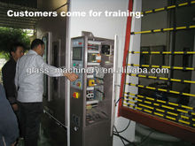 Automatic Glass Frosting Machine Glass Processing Machine