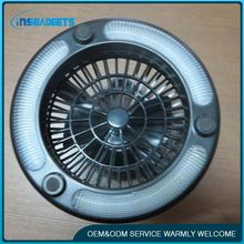 Table fan celling fan light ,h0tvXc car charge hanging camping lighting tent fan for sale