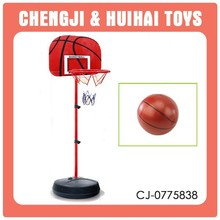 200 CM Tall iron material indoor removable basketball stand set for chidren