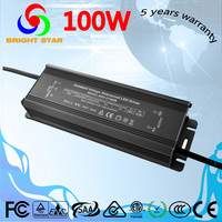 IP67 Waterproof 12V 5A 60W Constant Voltage Led Driver PFC>0.95 24V 36V 60W Led Power Supply