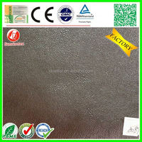 Eco friendly Durable glitter fabric leather