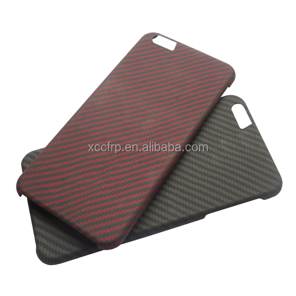 China Manufacturer Not Block The Signal Carbon Fiber Phone Cases