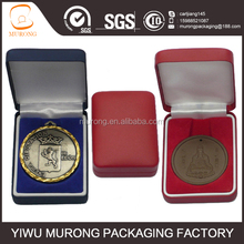 High-end badge coin medal box