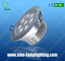High performance led downlight adjustable dimmable