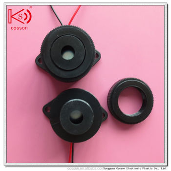 hot sell piezo type waterproof alarm buzzer waterproof buzzer(Drive circuit built-in type)