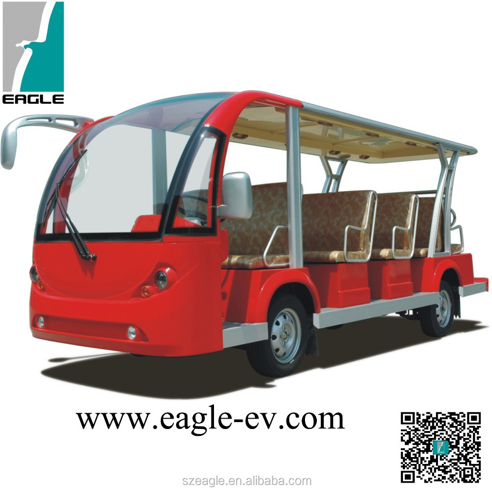 transport vehicle, 14 seater pure electric, CE, factory supply, EG6158K