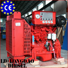 Turbo Charged Inter Cooled Controller Emergency Fire Engine