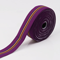 36mm Nylon Woven Jacquard Elastic Webbing Band for Underwear Manufacturer